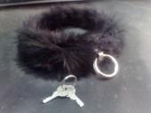 Shearling Locking Collar
