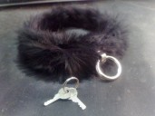 Shearling Locking Collar