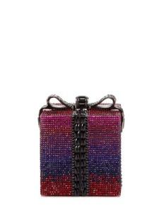 Judith Leiber Crystal Cube Gift