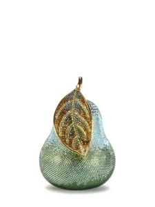 Judith Leiber Crystal Pear
