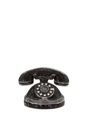 Judith Leiber Rotary Telephone