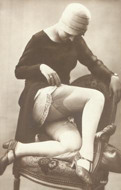 Vintage Stockings Photo