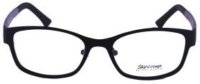 Sky Vintage Danoptik Glasses Violet