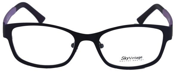 Sky Vintage Glasses-violet