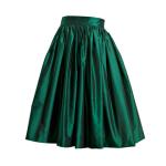 SKOT emerald green lady length