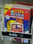 Grocery Store Archie Comic Book 2014