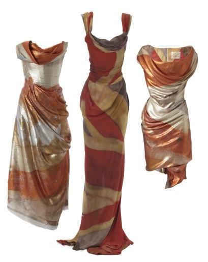 Vivienne Westwood dresses emblazoned with the vintage Union Jack print Telegraph.uk