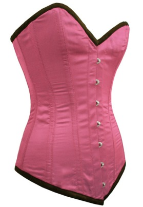 what katy did pink-corset