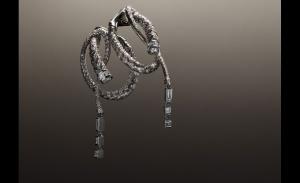 Hermes Fouet Earrings