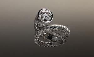 Hermes Fouet Ring