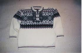 Lake Placid 1980 Dale of Norway Sweater