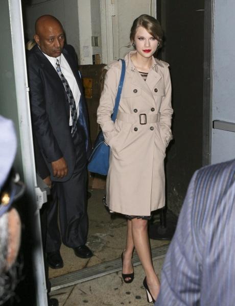 Club Monanco Jane Trench Taylor Swift