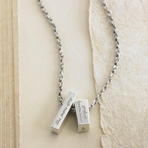 Jeanine Payer Billie necklace