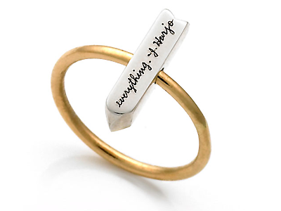 Jeanine Payer Everything Ring