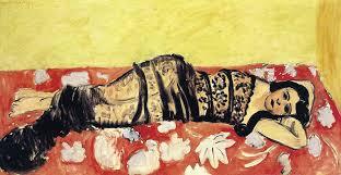 Odalisque - Henri Matisse
