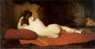 Odalisque - Jules Joseph Lefebvre 1842