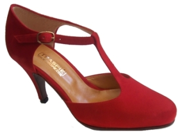 Red Tango Shoes