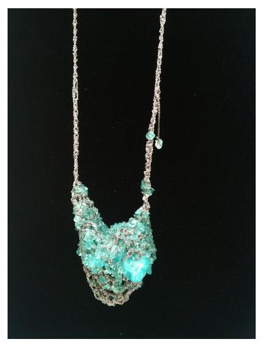 Arielle de Pinto Drop necklace