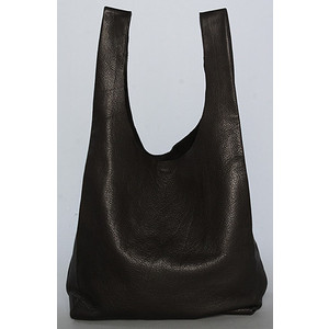 Baggu Leather Shopping Tote