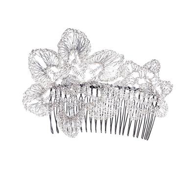 colette-malouf-crochet floral comb