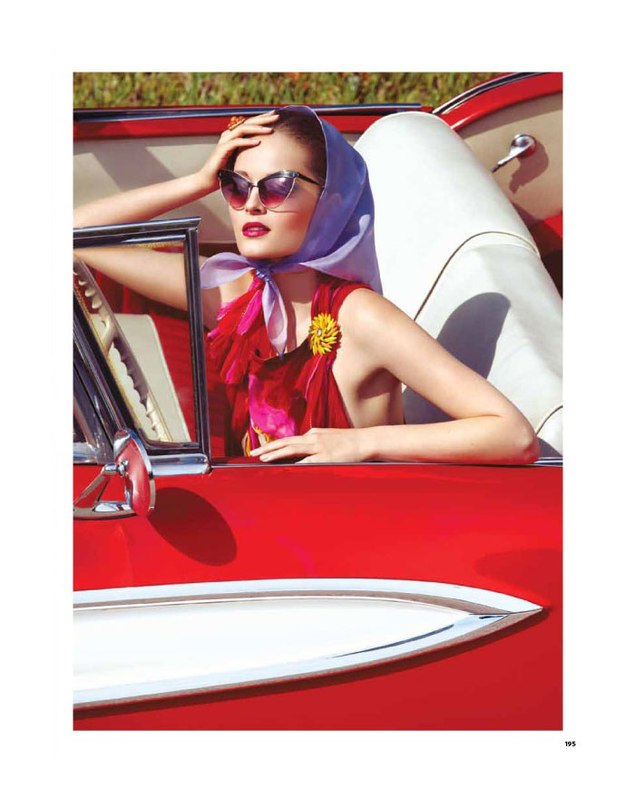 Fashion for a Convertable
