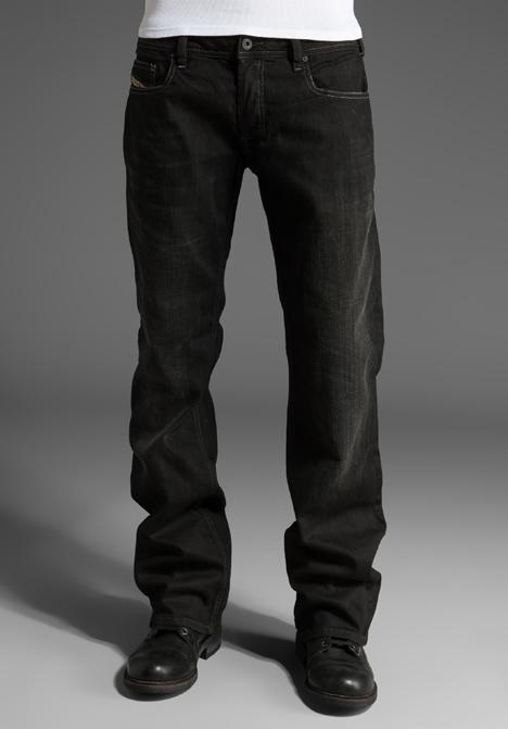 Diesel Black Corduroy Pants | dievca
