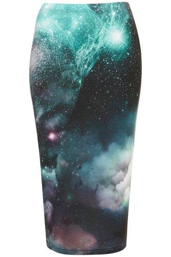 Wren Galaxy Skirt