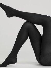Spanx Black Tights