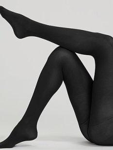 Spanx Black Tights