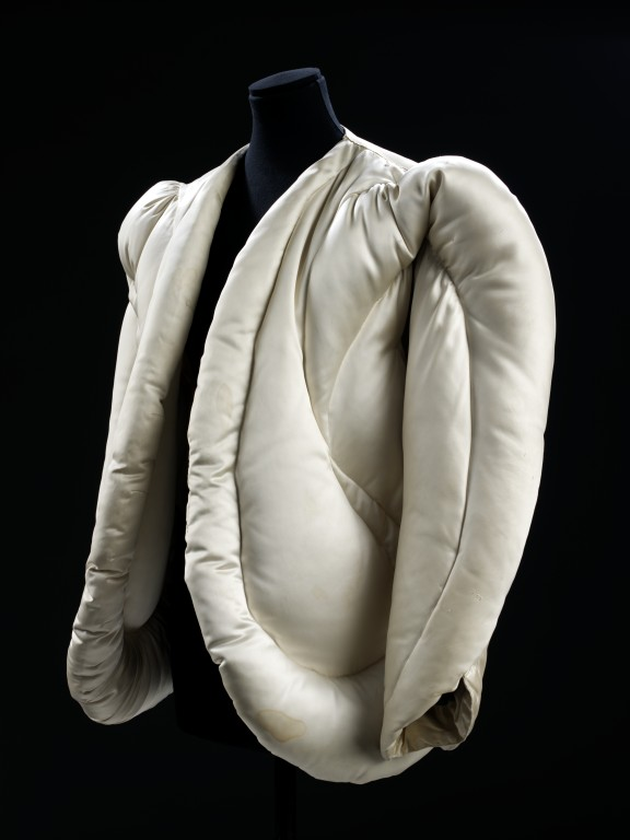 Charles James 1st Down Puffer Jacket