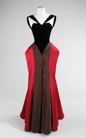Charles James Drapery Dress