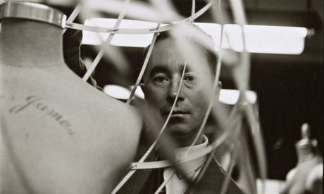 Charles James, photographed in 1952 a