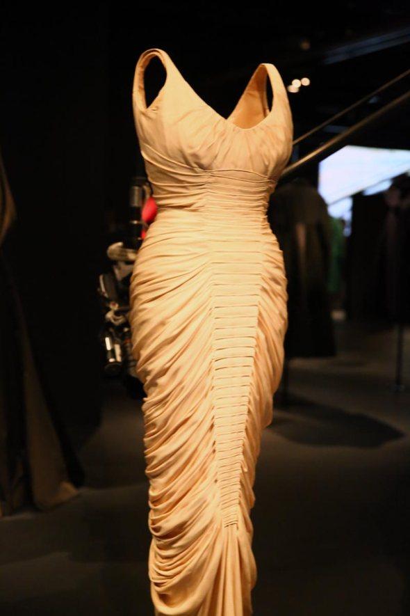 Charles James Pink Structured Dress 2
