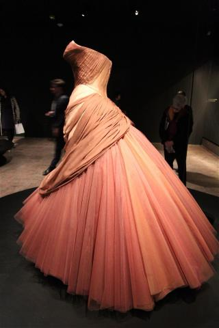 Charles James Swan Dress