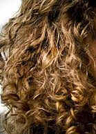 Curly Hair Photo