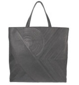 Reed Krakoff Black Leather Tote