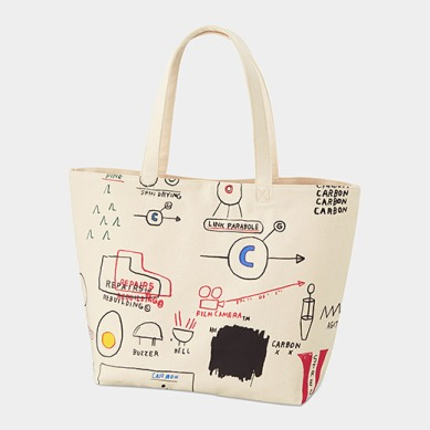Uniqlo_Basquiat_Multi_Pattern_Tote