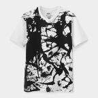 Uniqlo_Pollock_Splatter_Blk_on_White_T-shirt