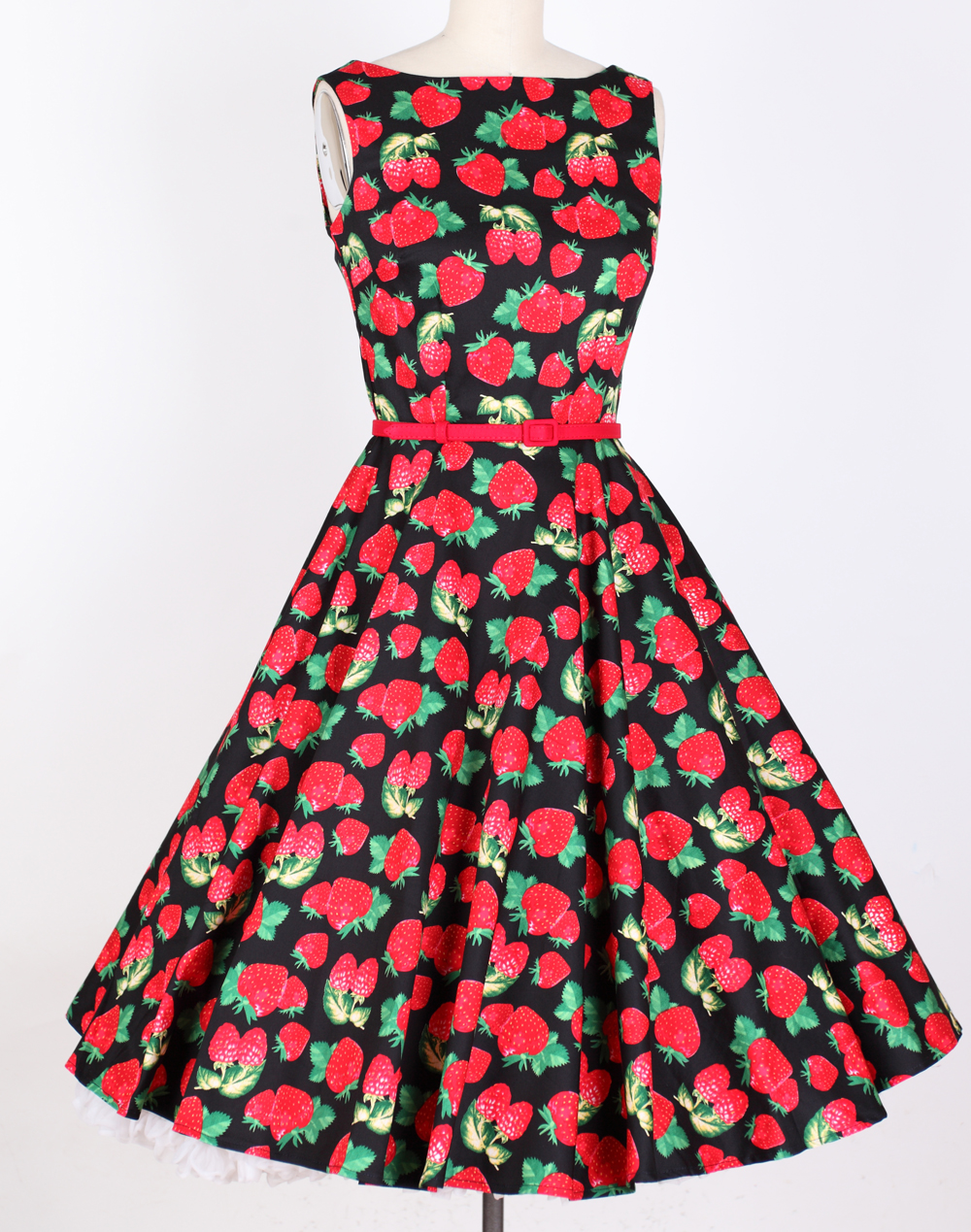 1950's Strawberry Dress