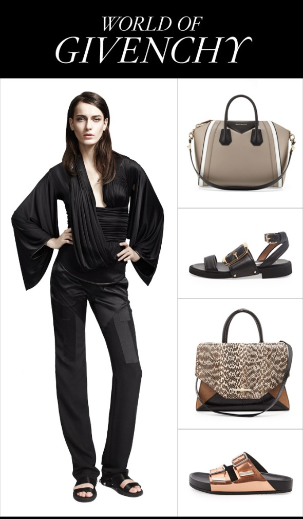 Givenchy_pants and top