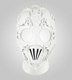 givency-bdsm-mask white-spring-2011