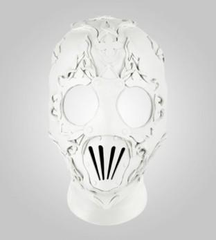 givency-bdsm-mask white-spring-2011