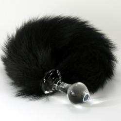 Plug-Black-Fox-Tail