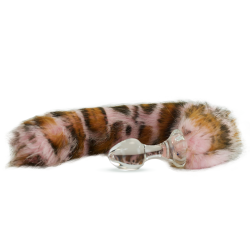 Plug_Pink-Snow-Leopard-Faux-Tail