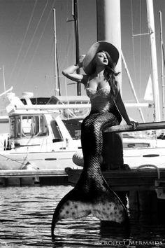 Volumtuous Mermaid