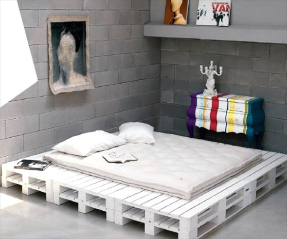 pallet-bed-frame-or-bedroom