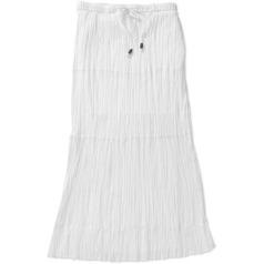 White Stag Cotton Wrinkle Skirt