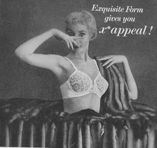 1955 Bra Advertisement