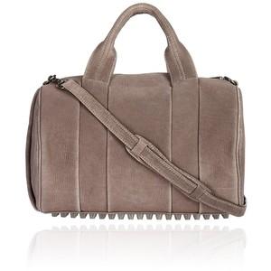 Alexander Wang Lasercut Velvet Bag