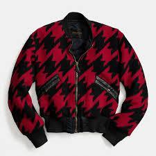 Coach Reversible MA-1 Jacket 2014
